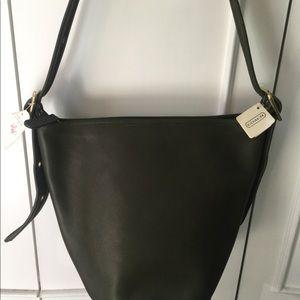 NWT vintage Coach Helen legacy bucket bag